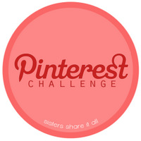 pinterest challenge button