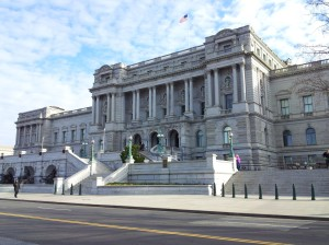 the library of congress. I went twice.